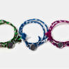 Stussy and Jam Home Made colaborate on Rope Bracelet