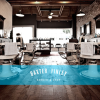 A Day at Baxter Finley Barber & Shop