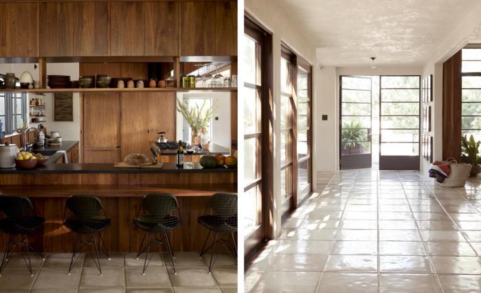 Simple Yet Modern Home By Pamela Shamshiri Third Culture